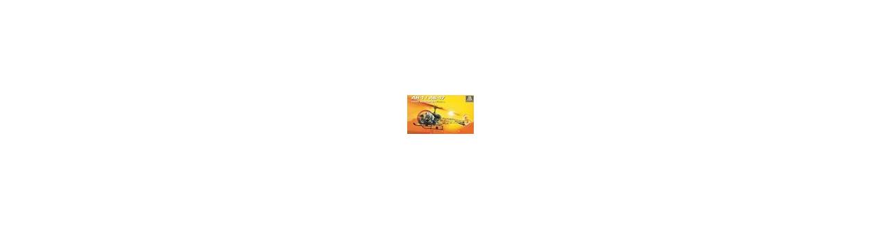 ▷ Comprar Maquetas Helicopteros 1/72 Online | Carmina Hobbys ®