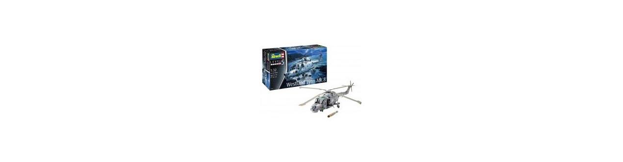 ▷ Comprar Maquetas Helicopteros 1/32 Online   Carmina Hobbys ®