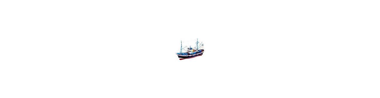 ▷ Comprar Maquetas de Barcos de Madera | Carmina Hobbys ®